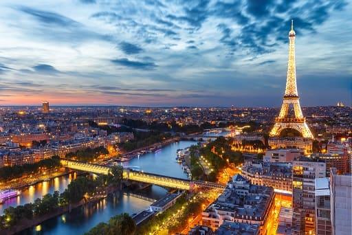 lieu de drague Paris, ou draguer dans paris