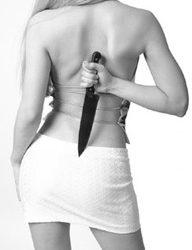 Les femmes attirantes font peur aux hommes !