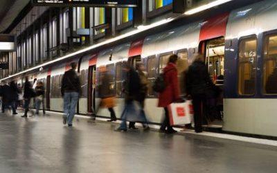 7 règles de la drague dans le tramway/métro