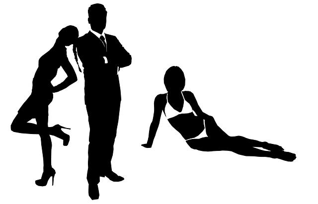 homme et femme, polygamie
