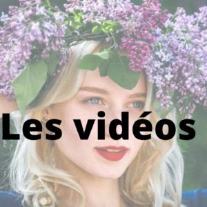 vidéos de drague