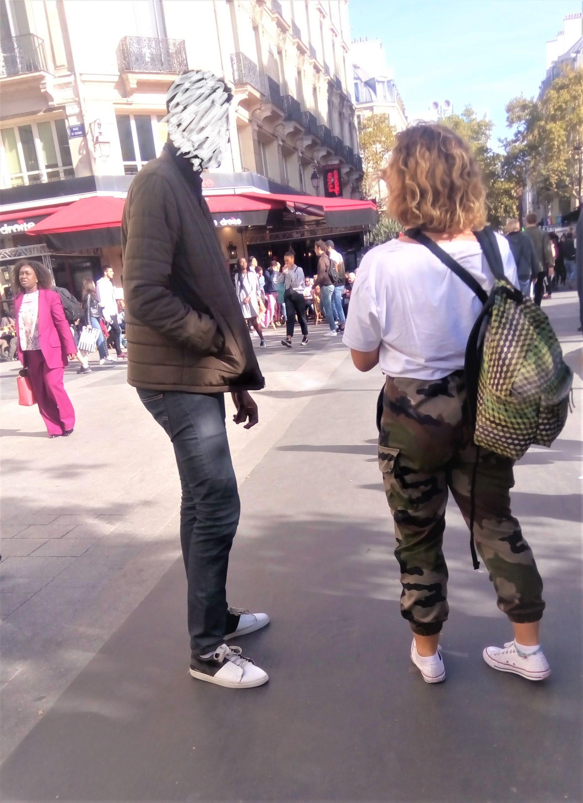 coach en séduction à Paris