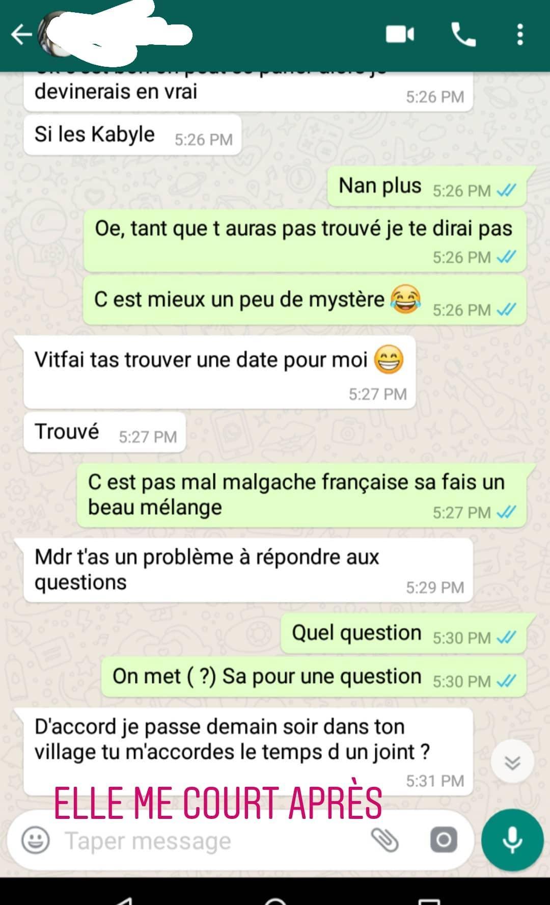 Draguer par sms